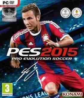 Descargar Pro Evolution Soccer 2015 [MULTI][Update v1.02][RELOADED] por Torrent